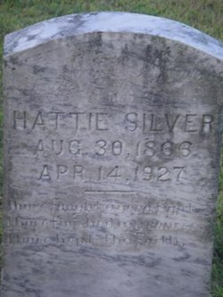 Hattie <i>Young</i> Silver