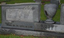 William Arthur Britt