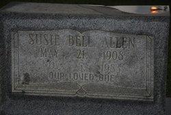 Susie Bell <i>Kimble</i> Allen
