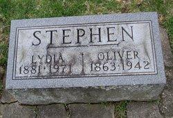 Oliver M Stephen