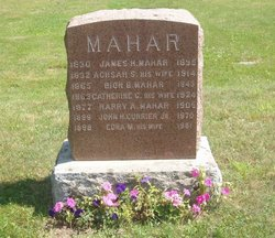 Edna Achsah <i>Mahar</i> Currier
