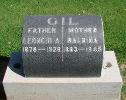 Balbina <i>Yates</i> Gil