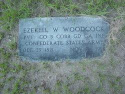 Pvt Ezekiel W. Woodcock