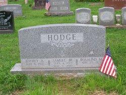 Samuel Hodge, Jr
