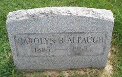 Carolyn B Alpaugh