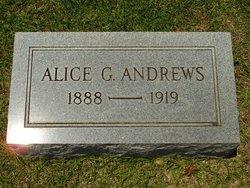 Alice G. Andrews