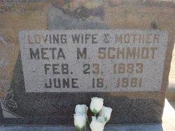 Meta Margarethe <i>Buscher</i> Schmidt