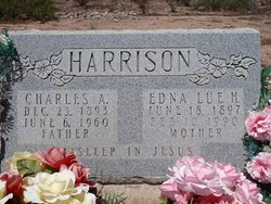 Edna L <i>Howeth</i> Harrison