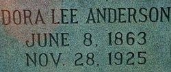 Dora Lee <i>Anderson</i> Coffey