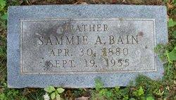 Sammie A Bain