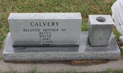 Margaret Meier <i>Fellers</i> Calvery