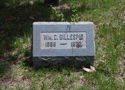 William Colfax Gillespie