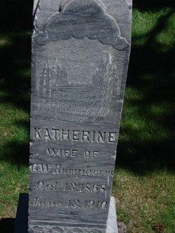 Katherine E <i>Weibel</i> Humphreys