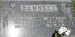 George Henry Bennett, Sr