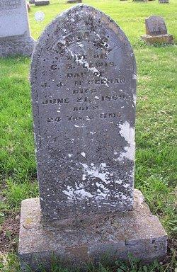 Anna Eliza <i>McKeehan</i> Lewis