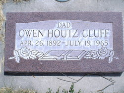 Owen Houtz Cluff