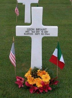 PFC Leon Bryant