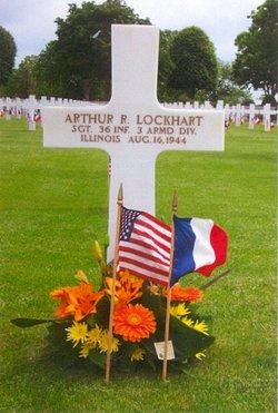 Sgt. Arthur R Lockhart