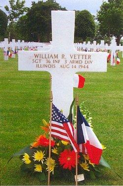 Sgt. William R Vetter