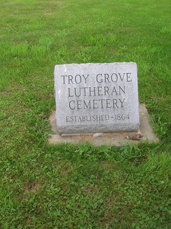 Troy Grove Lutheran Cemetery