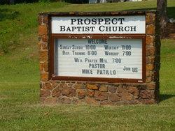 Prospect Baptist Church Cemetery