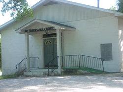 Mount Tabor AME Church Cemetery
