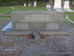 Nellie <i>Cone</i> McCallum