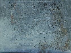 Elizabeth Ada <i>Pemberton</i> Adair