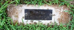 Timothy Lafayette Fate Thompson