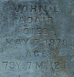 John Long Adair