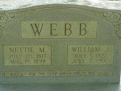 Nettie Maheli <i>Reich</i> Webb