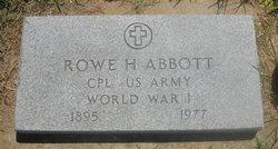 Rowe Howard Abbott