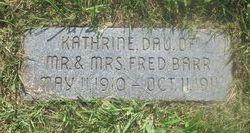 Katherine Barr