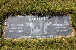 Barbara Jean <i>Johanson</i> Bartlett