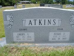 Emory Loe Atkins