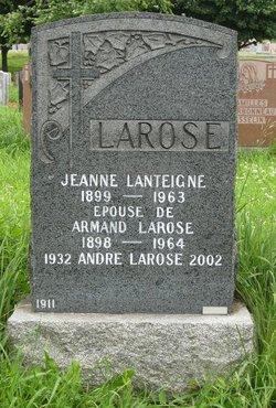 Jeanne Lanteigne