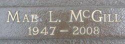 Mae Louis <i>Woolard</i> McGill