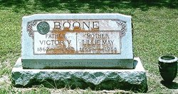 Lillie May <i>Hall</i> Boone