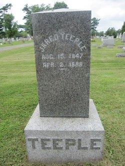 Mary Amelia <i>Gleason</i> Teeple