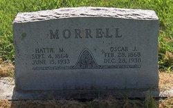 Hattie Meredith <i>Morrell</i> Morrell