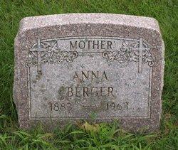 Anna H <i>Langweisner</i> Berger