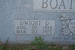 Dwight D. Boatright