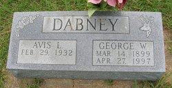 George Washington RePete Dabney