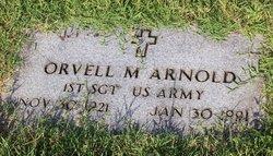 Orvel M Doc Arnold