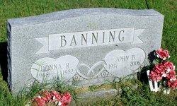 Donna R Banning
