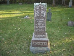 Josephina <i>Durenberger</i> Achman