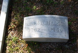 Ralph Wheeler Atkinson