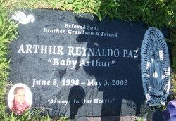 Arthur Reynaldo Paz