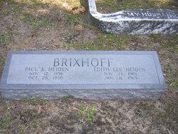 Paul Kurt Heiden-Brixhoff