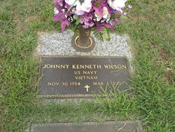 Johnny Kenneth Wilson